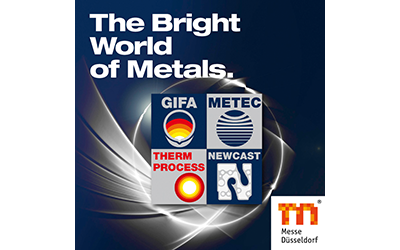 GIFA / METEC / THERMPROCESS / NEWCAST