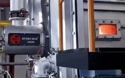 Danieli Centro Combustion presents new hydrogen multi-air burner