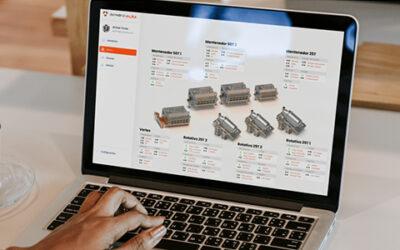 Digital platform for management of the melting process of metals