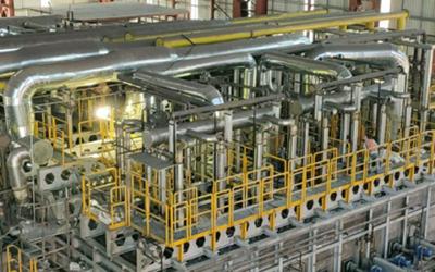 New Danieli reheating furnace in operation at JSW Toranagallu