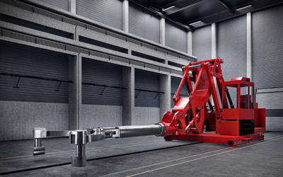 thyssenkrupp rothe erde: two new heavy-duty manipulators