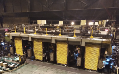 SSAB Hämeenlinna orders upgrade of process automation of the tandem cold rolling mill