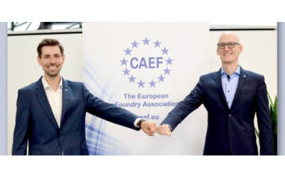 Dr Fynn-Willem Lohe elected as Interim Secretary General of CAEF
