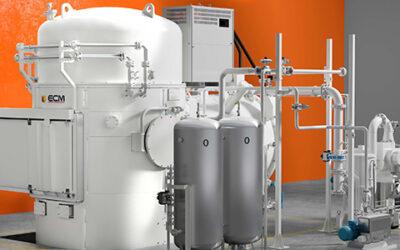 ECM Technologies represents new ECO furnace