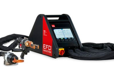 EFD's portable induction equipment now fully digital