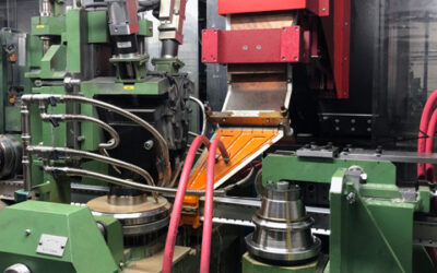KS Roll Forming chooses EFD Induction and EHE Consumables for their first HF welding line