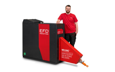 EFD Induction presents its new compact welder
