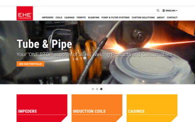 EHE Consumables launching new website