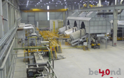 Report: Enhancing performance of aluminium recycling furnaces beyond Industry 4.0