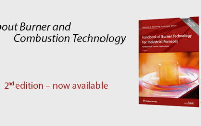 New book: All about Burner and Combustion Technology