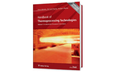 hp recommends: Handbook of Thermoprocessing Technologies, Vol. I
