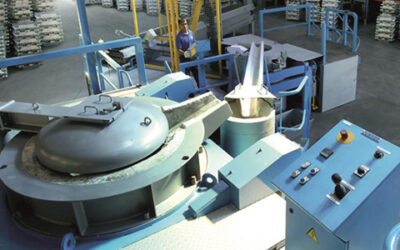 Otto Junker supplies two coreless induction furnaces for high-pressure die casting plant