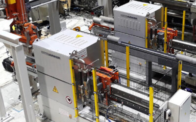 Otto Junker supplies induction furnace with overhead cross conveyor to Romania