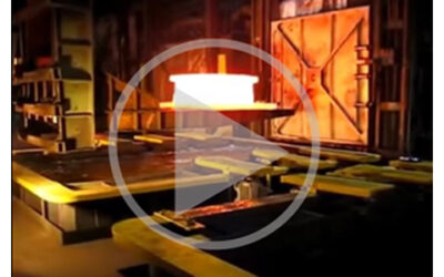 Video: Heat treat quenching demonstrated