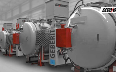 Geberit orders two furnaces from Seco/Warwick