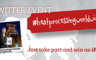 Be part of our heat processing community!