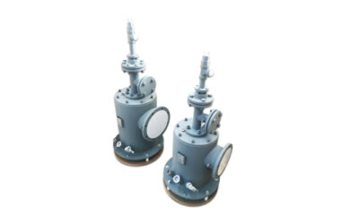 Gas-oil combined burners for various industries