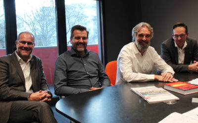 Interview with Laurent Pelissier, CEO of ECM Technologies