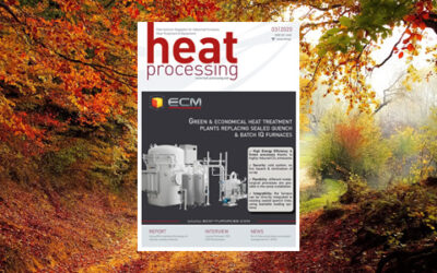heat processing 3/2020: Trends & topics in the field of induction heating and heat treatment