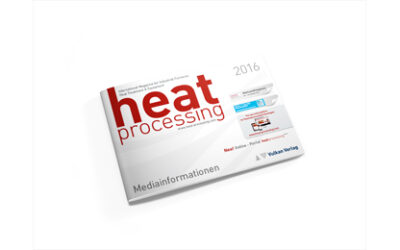 heat processing Media Data for 2016 now available