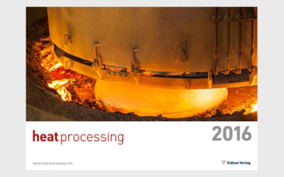 "New: ""heat processing Calendar 2016"""