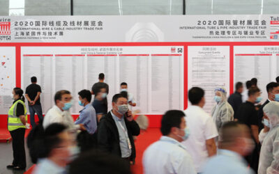 Successful wire & Tube China were held in September