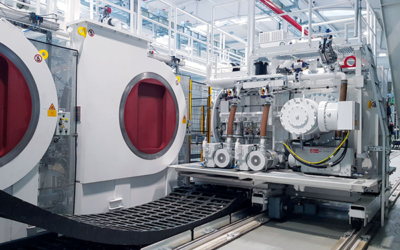 Electromobility: GKN relies on ALD Technology