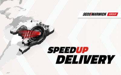 Seco/Warwick: Quick delivery to military equipment producer in Brazil