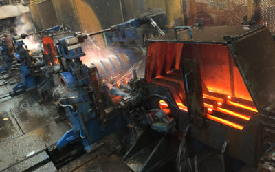 Amreli Steels awards final acceptance certificate for a bar mill to Primetals