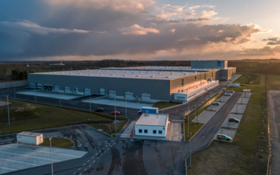 thyssenkrupp Materials opens new logistics centre