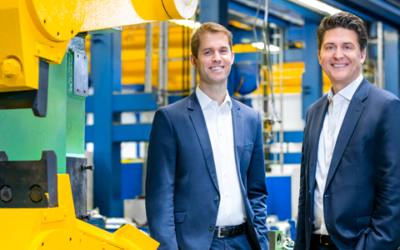 Interview with Jochen Burg & Alexander Heck, Technical Service, SMS group