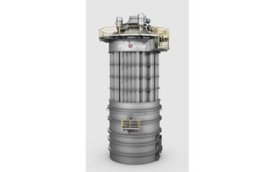 Tangshan Ganglu orders two wet electrostatic precipitators for gas cleaning plant