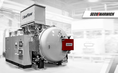 Sonflow selects Seco/Warwick vacuum furnace technology