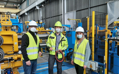 thyssenkrupp Materials Processing opens narrow strip centre for stainless steel in Mannheim