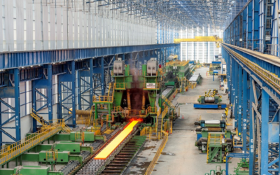Habaş orders the expansion of its hot strip mill