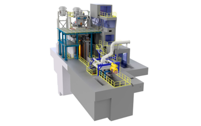 NPO orders vertical semi-continuous caster from SMS Concast