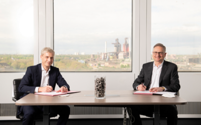 thyssenkrupp Steel and TSR to test process of using high-quality scrap in blast furnace