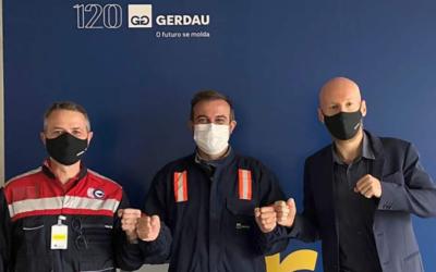 Gerdau chooses the Danieli Automation Q-REG electrode regulators