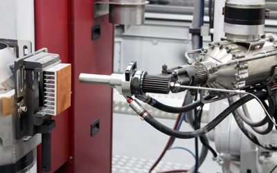 Hybrid heat sink manufacturing by cold spray process