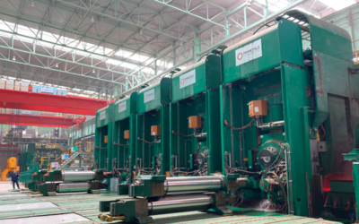 First coil produced on Arvedi ESP line in Hebei Province supplied by Primetals
