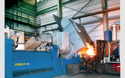 Otto Junker launches retrofit offensive for foundry and thermoprocessing equipment