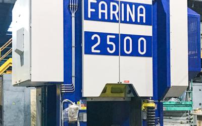 San Grato orders eighth Farina press