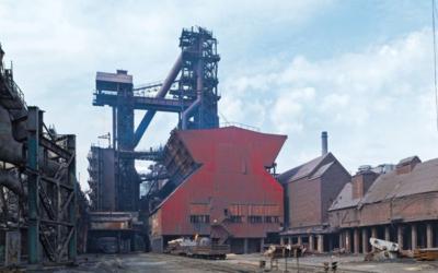 MMK selects Danieli Corus for blast furnace relining
