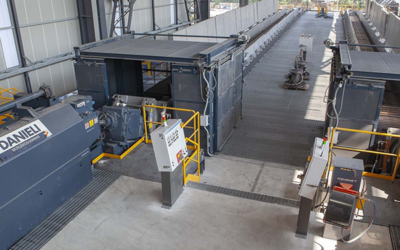 Optimus Steel selects Danieli for rolling mill modernisation
