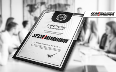 Seco/Warwick receives title as Reliable Employer of the Year in Poland