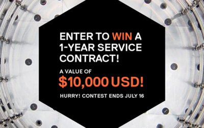 Giveaway for the heat-treating community: Nitrex awards two one-year service contracts