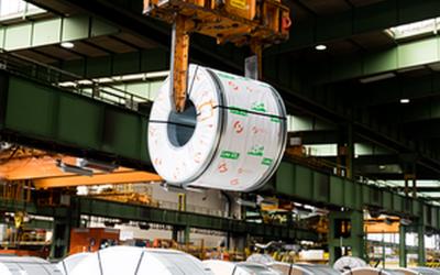 Salzgitter delivers green strip steel to Mercedes-Benz