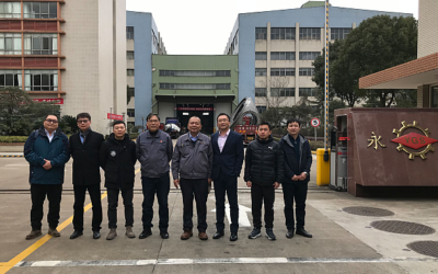 Energy transition in Taiwan: YGG opts for large furnaces and digital concept from ABP Induction