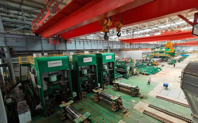 Primetals and Fujian Dingsheng Steel sign maintenance service contracts