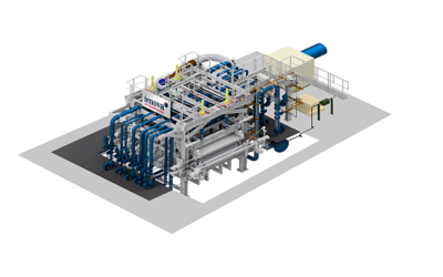 Wuhan Iron & Steel orders thin plate quench from Tenova LOI Thermprocess